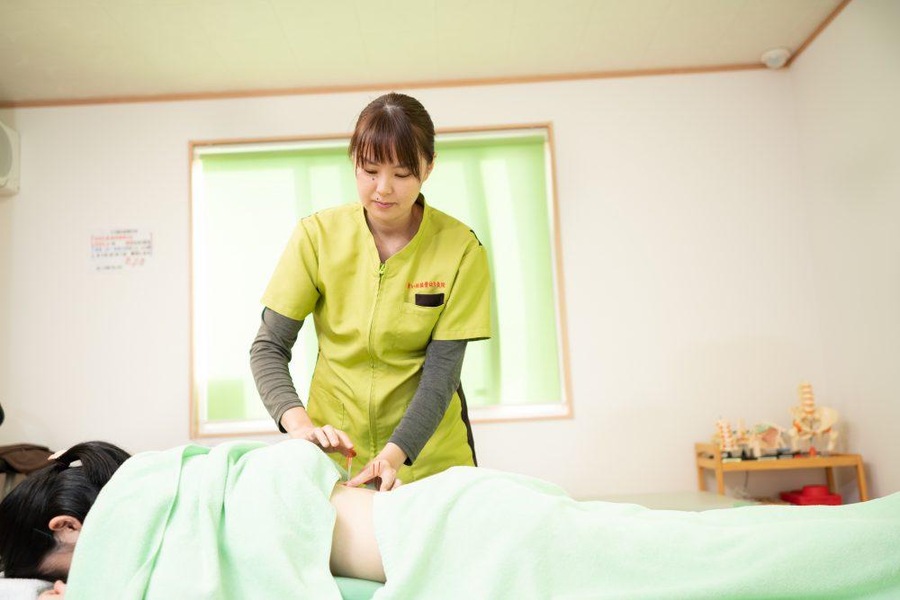 生理痛を鍼灸で改善|仙台市