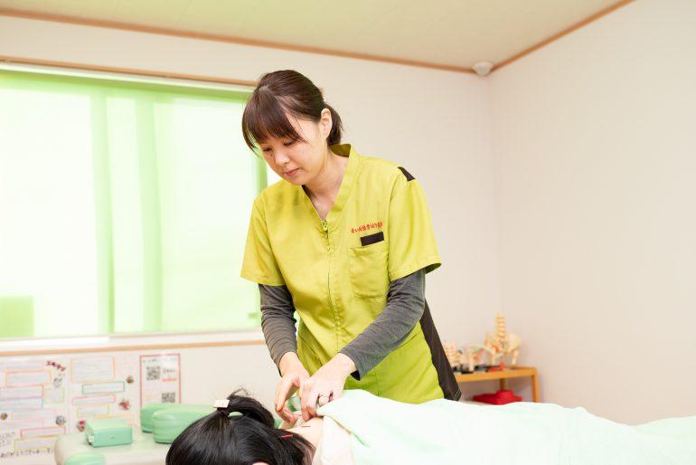 鍼灸施術|仙台市太白区