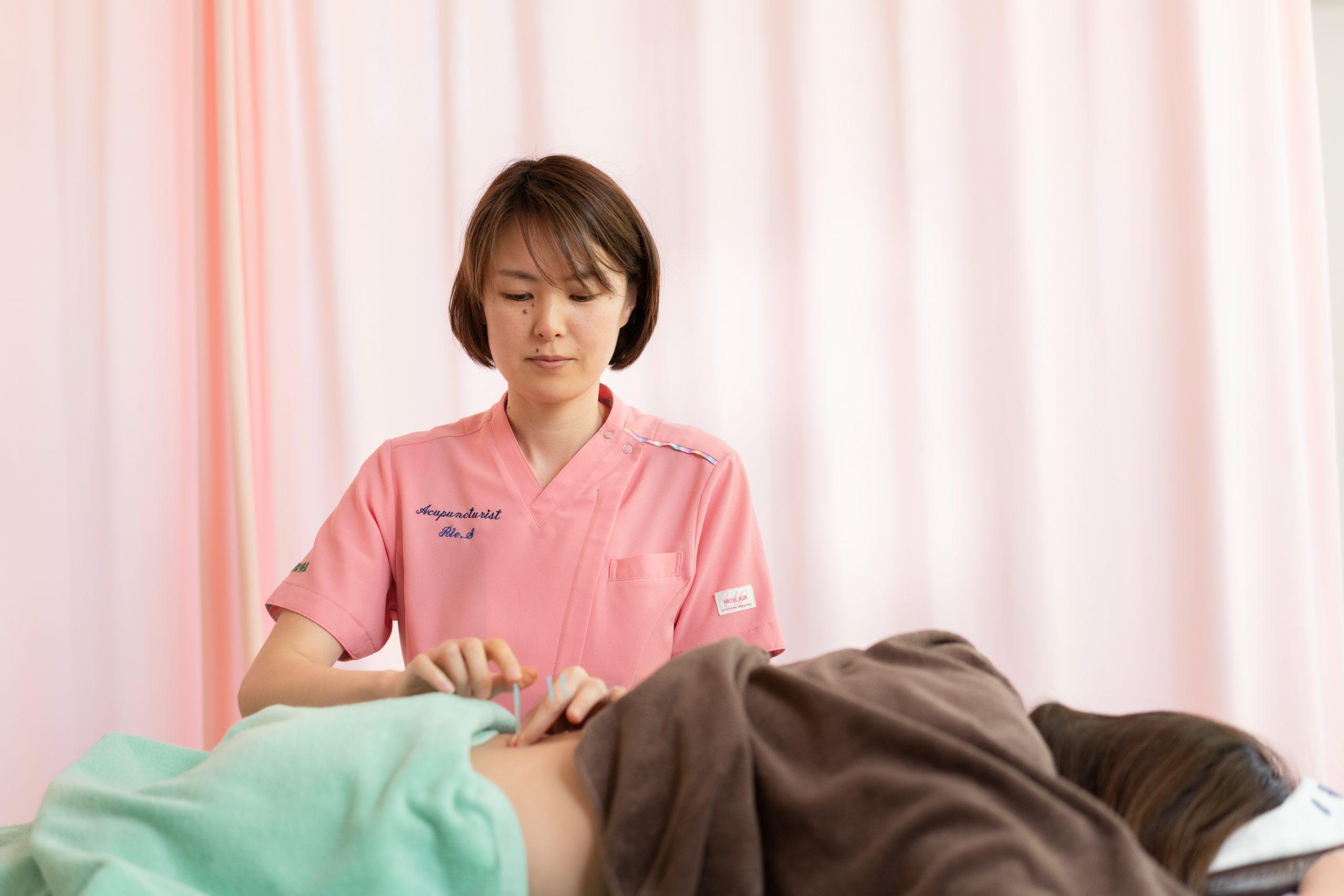 生理痛・PMS症候群を解消する鍼灸治療 太白区・長町南