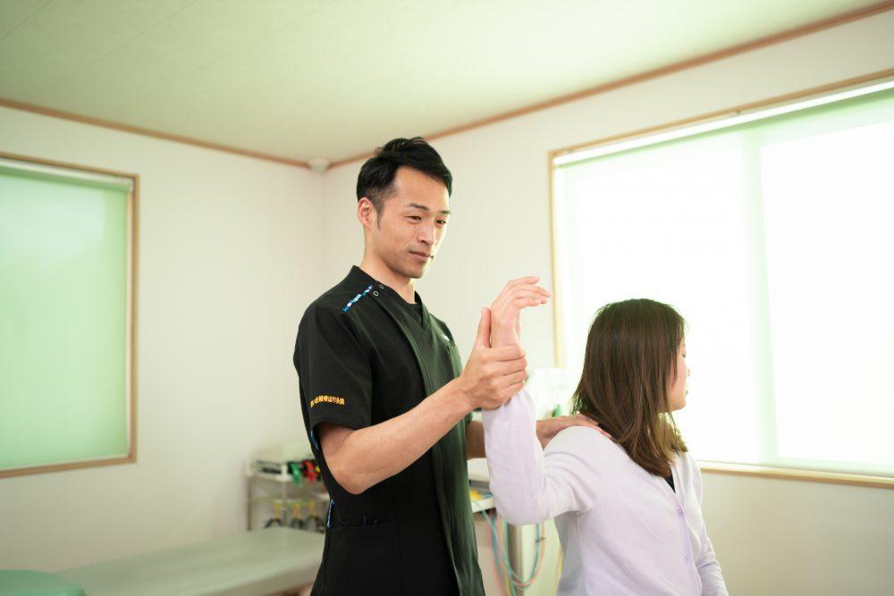 交通事故治療 仙台市太白区でむち打ち症の治療は、青い杜接骨はり灸院